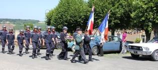 Commémoration de la Grande Guerre 20 juin 2015
