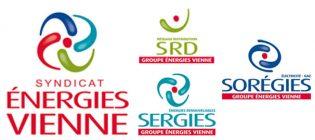 Syndicat d'électricité «ÉNERGIES VIENNE»