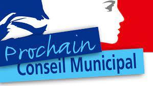 Conseil Municipal le 2 septembre